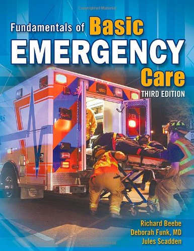Fundamentals Of Basic Emergency Care front-958461