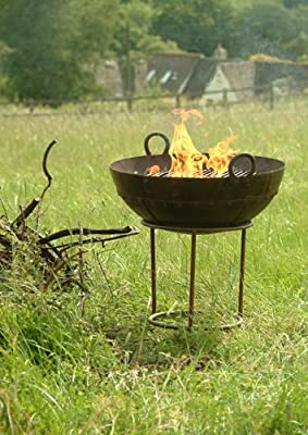 Kadai Fire Pitincinerator from Leisure Traders