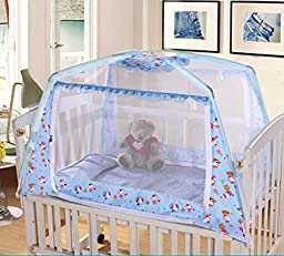 Pesp® Baby Kid Infant Children Nursery Bed Crib Mongolia Pack Folding Mosquito Netting Covers Play Tent House