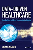 Data-Driven Healthcare Front Cover