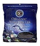 Earth Circle Organics Nori Sheets, 50-Count