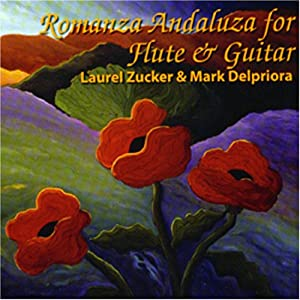 Romanza Andaluza for Flute and Guitar