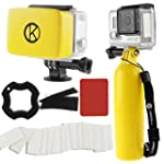 GoPro Accessory Bundle by CamKix incl...