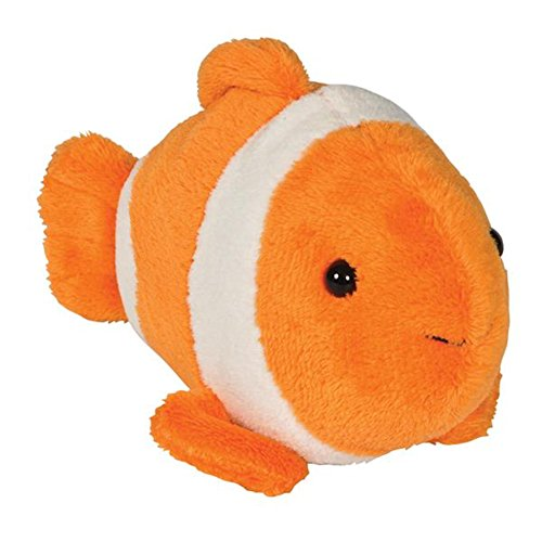 Beanie Clown Fish Bean Filled Plush Stuffed Animal