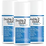 Double Helix Water® Pack of Three (3) Bottles