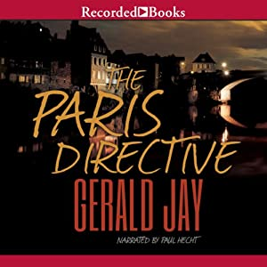 The Paris Directive Audiobook