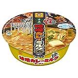 マルちゃん 日本うまいもん 青森味噌カレーミルクラーメン 131g(めん70g) 12個入 1ケース