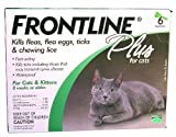 F.C.E. INC D 011-66901 FRONTLINE PLUS CAT 6 /pack