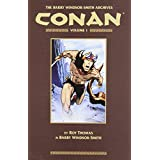 Barry Windsor-Smith Conan Archives Volume 1 ~ Roy Thomas