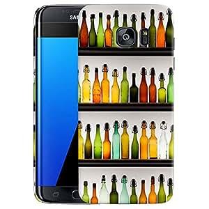 Soda bottles Back cover Samsung Galaxy S7 Edge