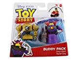 Toy Story Action Links Buddy Packs - Zurg Robot & Blaster Zurg