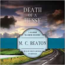 Death of a Hussy (Hamish Macbeth Mysteries, No. 5) by M.C. Beaton