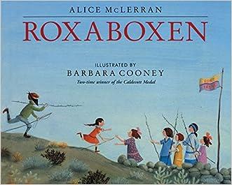 Roxaboxen written by Alice McLerran
