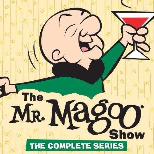 Amazon.com: The Mr. Magoo Show: The Complete Series: Season 1, Episode
