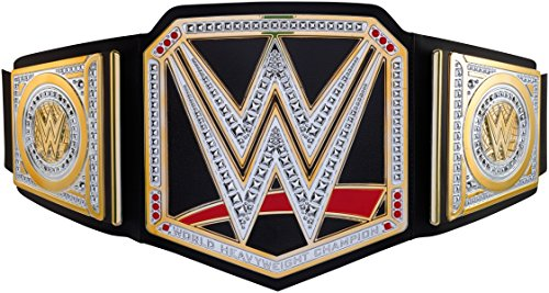 WWE World Championship Belt - Styles May Vary (Ufc Toy Belt compare prices)