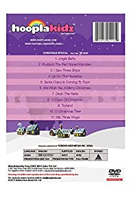 Hooplakidz Christmas Carols by Hooplakidz
