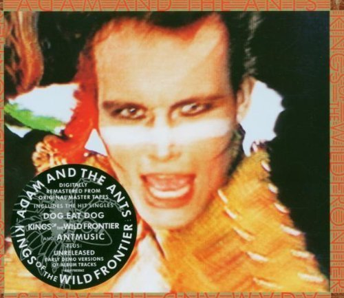 ADAM ANT - Kings Of The Wild Frontier By Adam & The Ants (2006-11-14) - Zortam Music