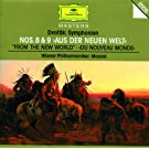Dvor�k: Symphonies Nos.8 & 9