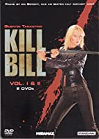 "Kill Bill 1 & 2 , strong limited ""Black Suit"" steelbook edition , Uncut"