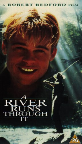 A River Runs Through It [VHS] [Import]