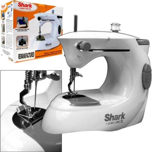 Shark by Euro-Pro Sewing Machine Remanufactured 998A