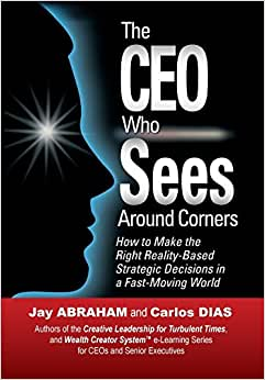 The CEO Who Sees Around Corners