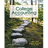 College Accounting, Chapters 1-14 [With Connected World: Fiscal 2008 Annual Report, Best B]
