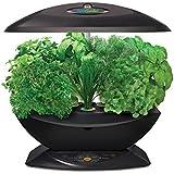 Miracle-Gro AeroGarden 7 Indoor Garden with Gourmet Herb Seed Kit, Black