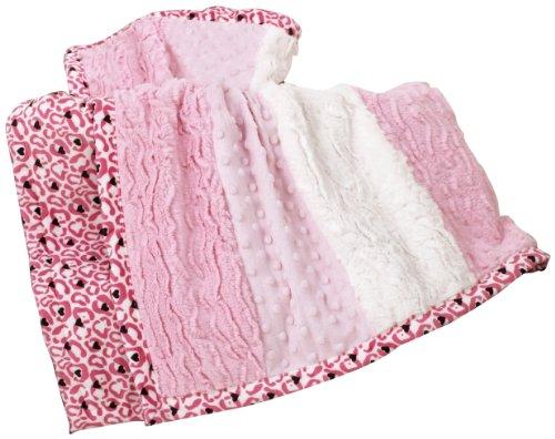 kids-line-luxury-sherpa-blanket-pink