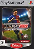 echange, troc Pro Evolution Soccer 2009 - Platinum Edition (PS2) [import anglais]