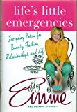 img - for Life's Little Emergencies, Everyday Rescue for Beauty, Fashion, Relationships and Life - Stright-From-The-Heart Girl Talk with Emme! - Hardcover - First Edition, 1st Printing 2003 (Take off your shoes, Grab your favorite Drink, Curl up on the Sofa, Let down your hair, and Get ready for some Stright-From-The-Heart Girl Talk with Emme!) book / textbook / text book