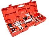 toolsisland (ツールズアイランド) 16pcユニバーサルスライドハンマーセット TKWT017