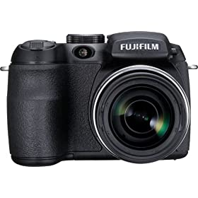 51Tyvx6EaXL. SL500 AA280  Fujifilm FinePix S1500 10MP Digital Camera   $179 Shipped