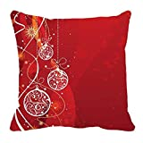 MeSleep Merry Christmas Cushion Covers In Digital Print - B018K8SNFC