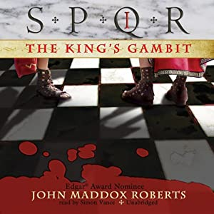 SPQR I Audiobook