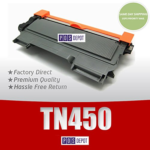 Brother Compatible TN-450 High Capacity Toner Cartridge (Brother Printer Ink Tn 450 compare prices)