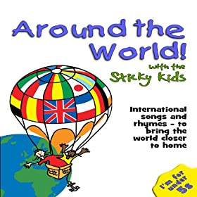 Around the World with the Sticky Kids