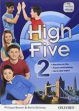 High five. Ediz. premium. Con e-book. Con espansione online. Per la Scuola media: 2