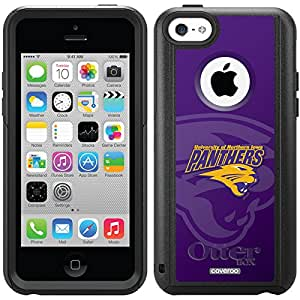 Coveroo Commuter Series Cell Phone Case for iPhone 5c - Retail Packaging - Northern Iowa Watermark