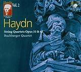 Haydn - String Quartets, Opp 33 & 42