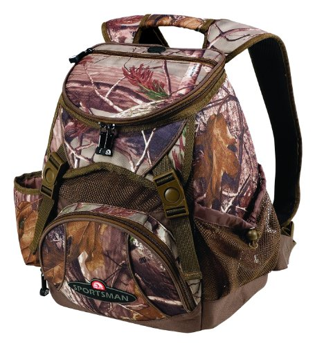 Igloo Real Tree Softside Hunting Cooler Backpack front-1027663
