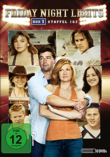 Friday Night Lights - Staffel 1 & 2 [10 DVDs]