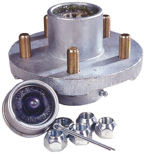 Tie Down Engineering 81040 Super Lube Marine Hub Kit with Lug Nuts, (Pack of  1)