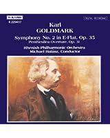 Symphony No. 2, Op. 35 - Penthesilea, Op. 31
