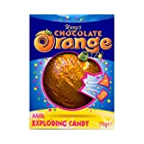Terry's Chocolate Orange- Milk Exploding Candy