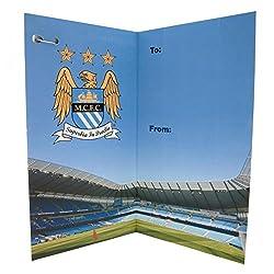 Manchester City F.C. Birthday Card Est