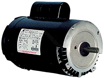 Ao smith b795 c face pool and spa pump motor 1 for Ao smith 1 1 2 hp pool motor