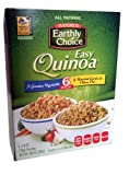 All Natural Natures Earthly Choice Easy Quinoa Variety 6 Pack