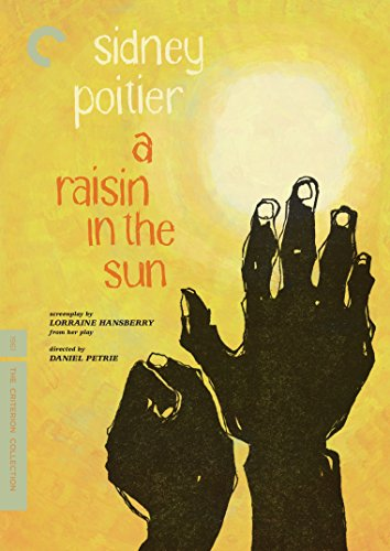 DVD : A Raisin In The Sun (criterion Collection) (4K Mastering, Special Edition, Restored, Widescreen, 2 Pack)