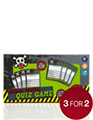 Animal Trivia Toy Quiz Game